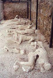 Pompeya. El Jardín de los Fugitivos