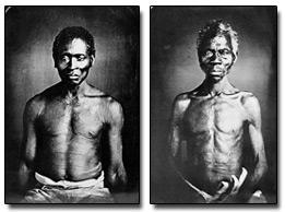 Eran esclavos