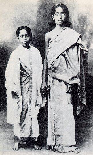 Krishnamurti y Nityananda