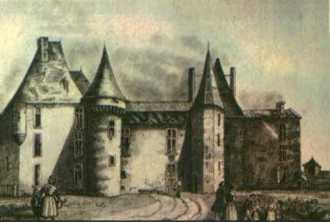Castillo de Montaigne