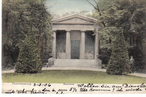 Postal enviada el 2 de marzo de 1906