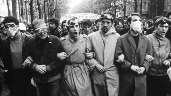 Mayo del 68. Paris