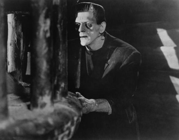 Frankenstein (Boris Karloff)
