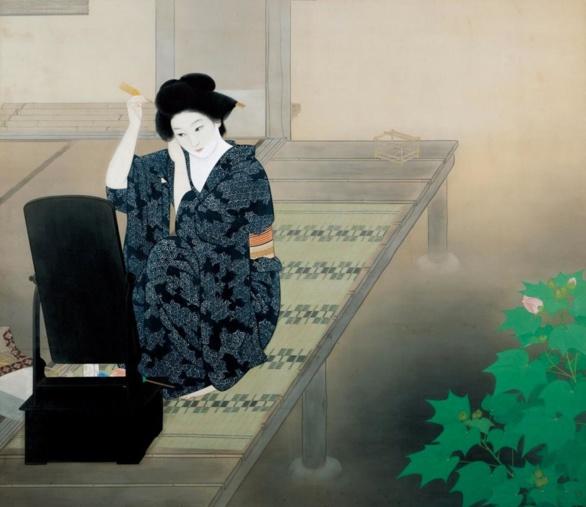 Final del día de Katsuda Tetsu 1934