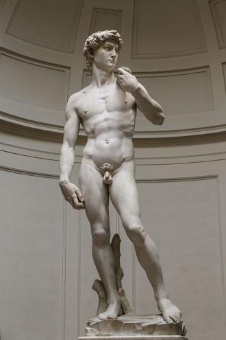 David de Michelangelo Buonarotti 1501-1504