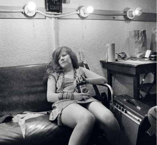 ¡Oh, Janis que estás en los cielos!