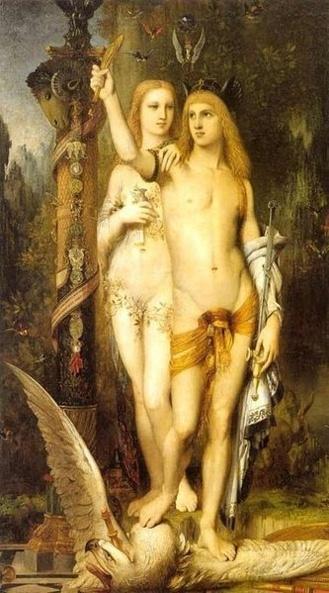 Gustave Moreau: Jason et Médée