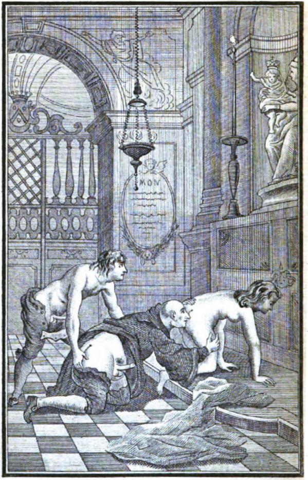 Justine ou les malheurs de la vertu. Anónimo. 1797