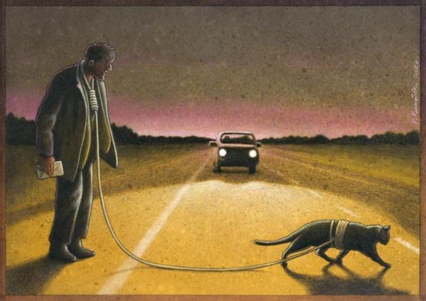 Ilustración Pawla Kuczynskiego