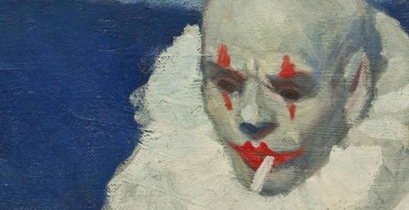 Edward Hopper Soir blue (detalle)
