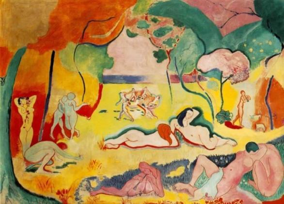 Matisse, La joie de vivre