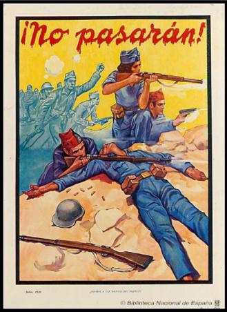 ¡Gloria a las milicias del pueblo!