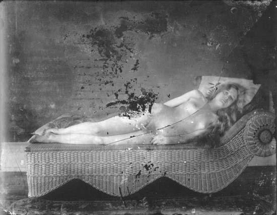 E. J. Bellocq Fotografía de la serie titulada The Girls of Storyville