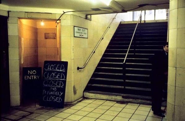 Bob Mazzer Underground
