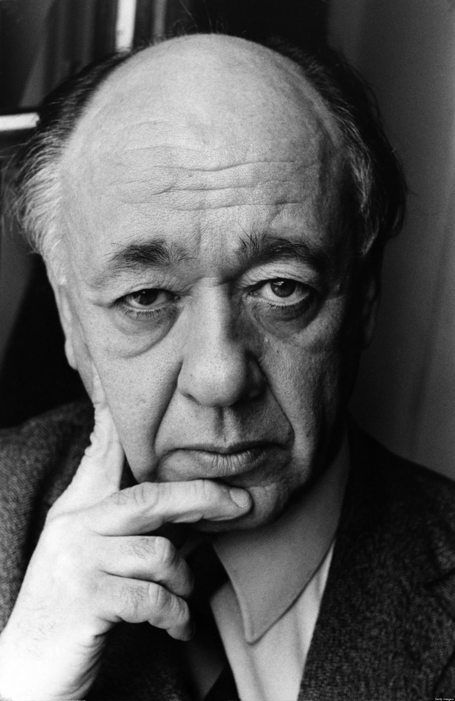 Eugène Ionesco. Fotografía de André Perlstein