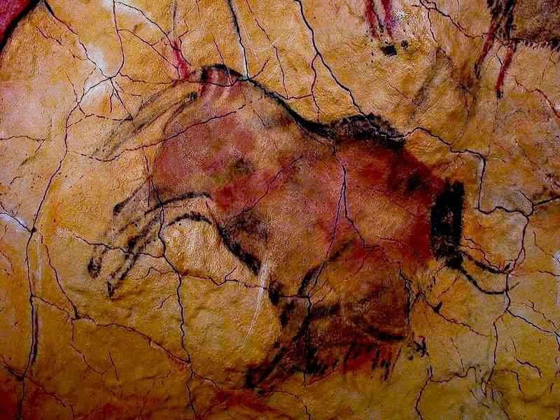 En la Cueva de Altamira los hombres ya evocaban ciclos