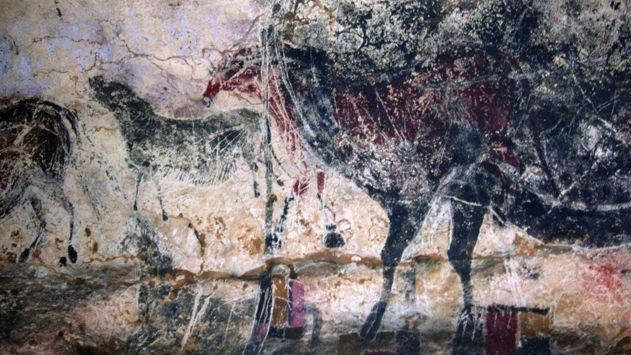 Cueva de Lascaux ca. 17.000