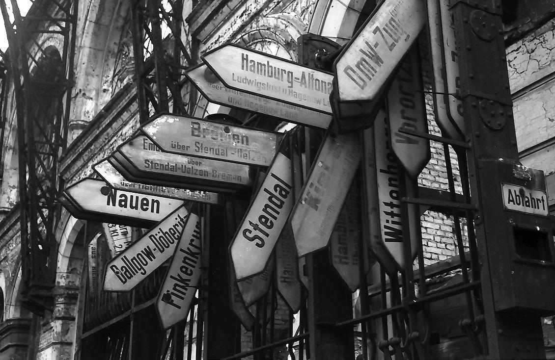 Direcciones. Berlin 1957