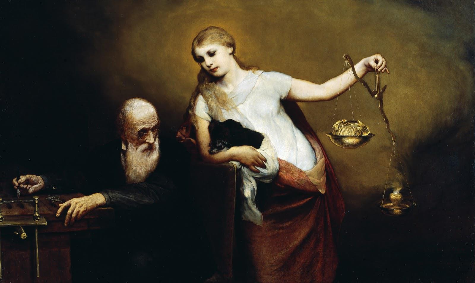 Der Vivisektor por Gabriel von Marx 1883