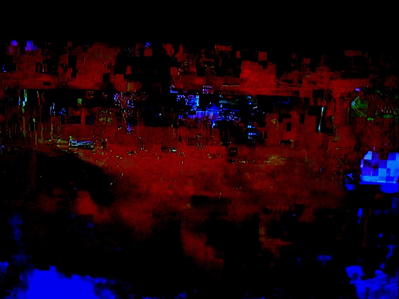 Distorsión. Fotografía de Olmo Z. Mayo 2015
